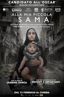 Poster Alla mia piccola Sama