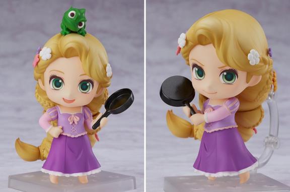 Il Nendoroid di Rapunzel