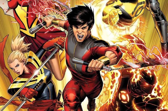Shang-Chi sferra un micidiale attacco