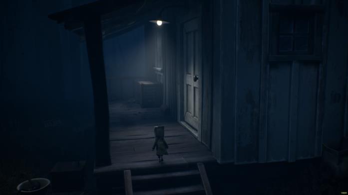 Un'immagine da Little Nightmares II