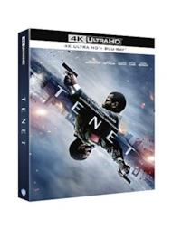 Tenet (4K Ultra HD + Blu Ray) (3 Dischi)