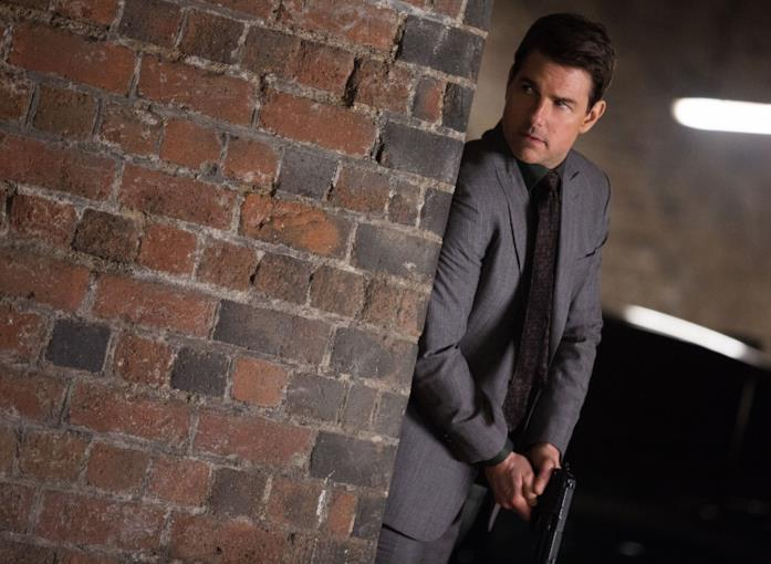 Tom Cruise, protagonista di Mission: Impossible - Fallout