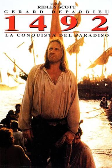 Poster 1492 - La conquista del paradiso