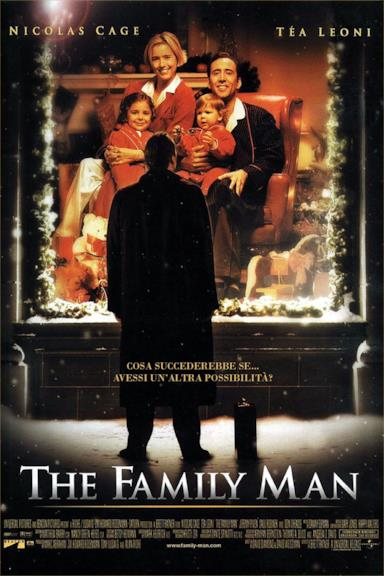 Poster The Family Man