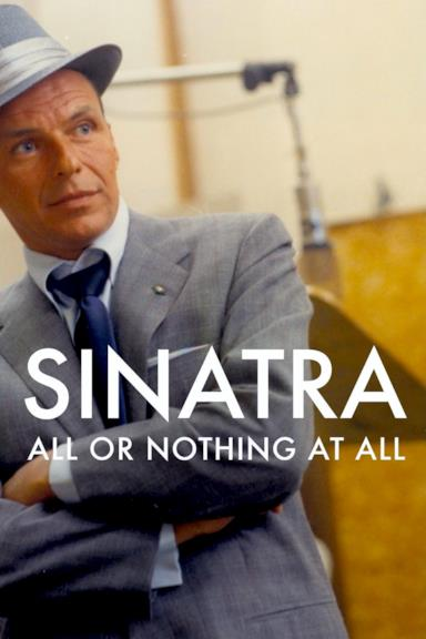 Poster Sinatra: All or Nothing at All