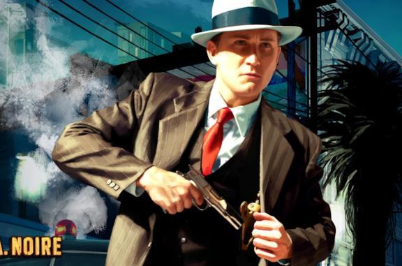 Il protagonista del gioco L.A. Noire