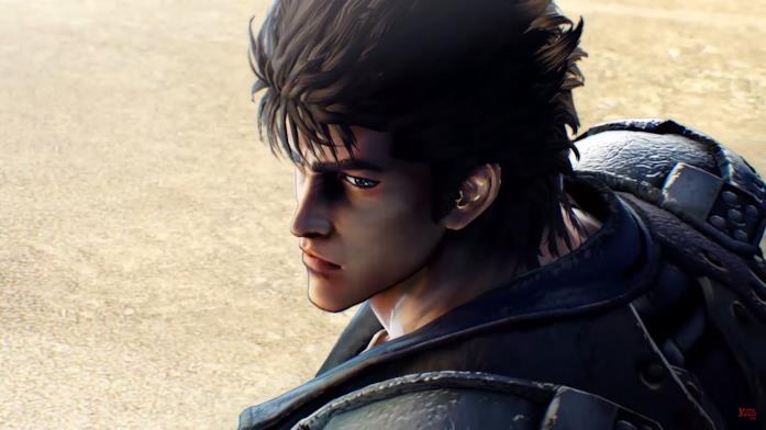 Il profilo di Ken il Guerriero in Hokuto Ga Gotoku