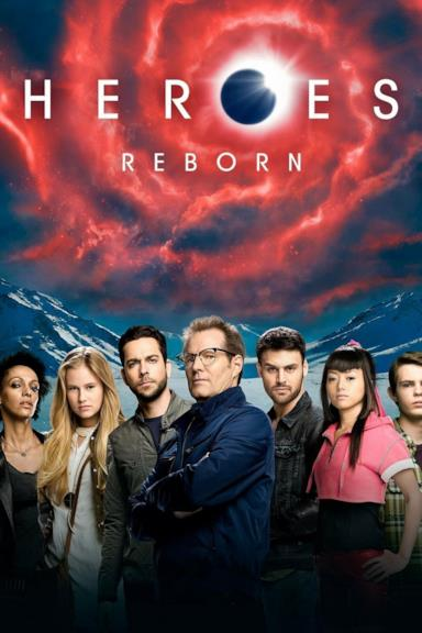 Poster Heroes Reborn