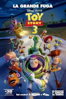 Poster Toy Story 3 - La grande fuga