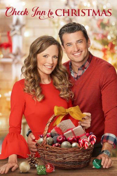 Poster Check Inn to Christmas