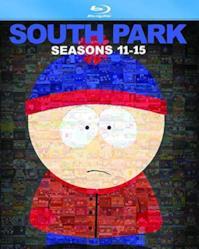 South Park: Stagioni 11-15