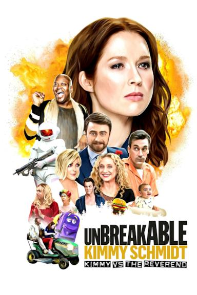 Poster Unbreakable Kimmy Schmidt: Kimmy vs Il Reverendo