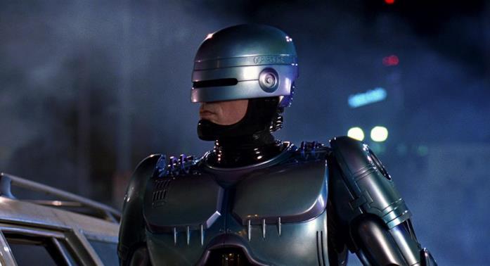 RoboCop, protagonista dell'omonimo film del 1987