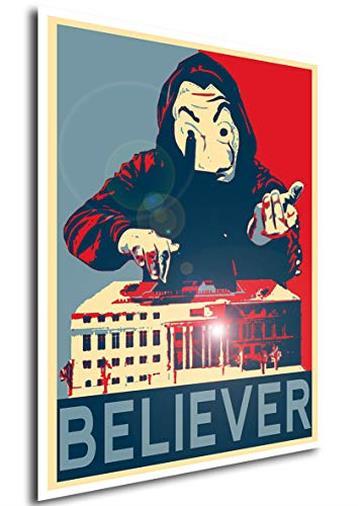 Poster Believer