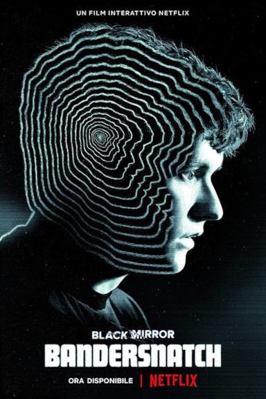 Poster Black Mirror - Bandersnatch