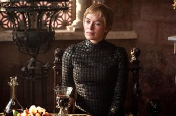 Lena Headey è Cersei Lannister in Game of Thrones