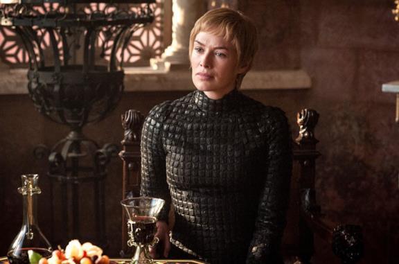 Lena Headey è Cersei Lannister in Game of Thrones