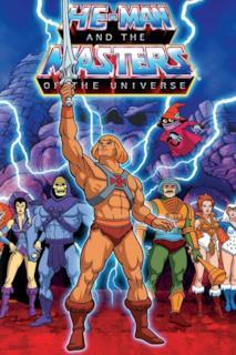Poster He-Man e i dominatori dell'universo