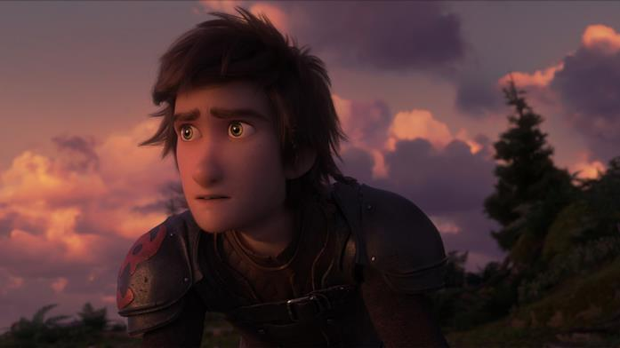 Hiccup in Dragon Trainer 3