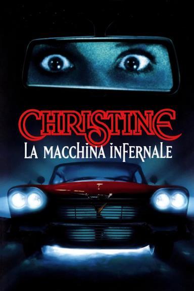 Poster Christine - La macchina infernale