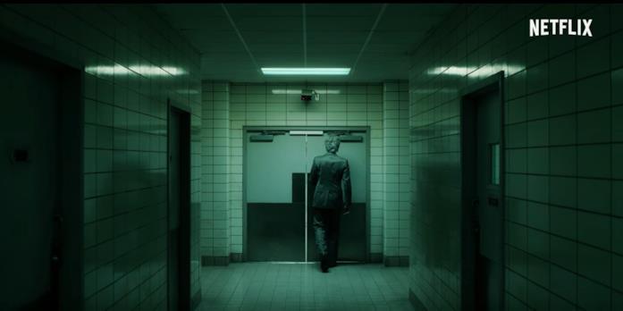 Matthew Modine in Stranger Things