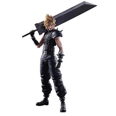 Final Fantasy – 603873 – Personaggio – 7 Remake – Play Arts Kai N 1 – Cloud Strife