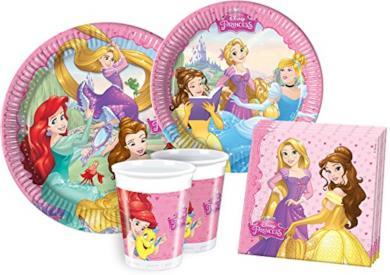 Kit Party Festa in Tavola Disney Princess