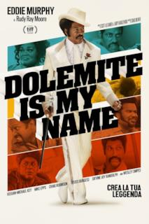 Poster Dolemite Is My Name