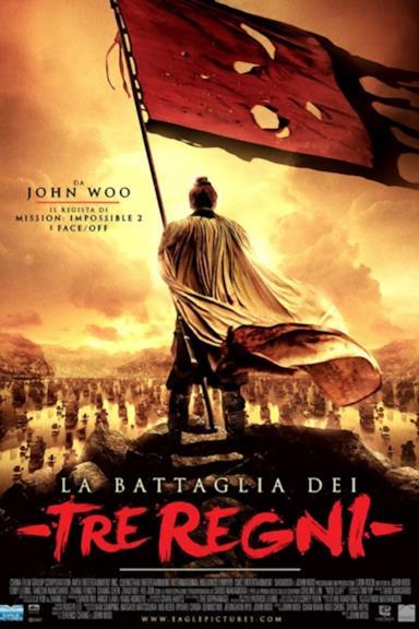 Poster La Battaglia Dei Tre Regni - Parte 1