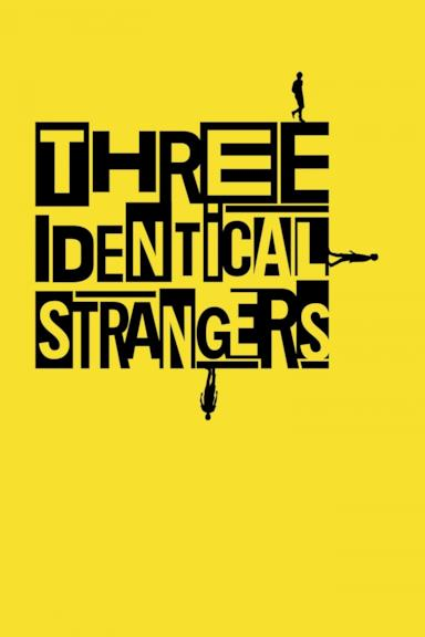 Poster Tre identici sconosciuti