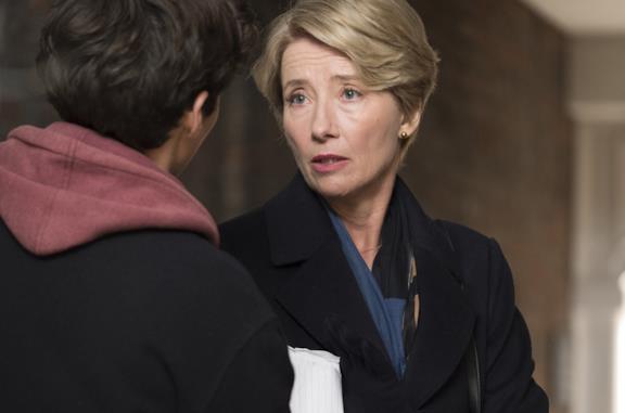 Il verdetto, il finale del film con Emma Thompson e il suo significato
