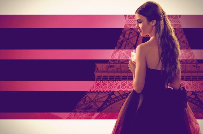 Un'immagine rappresentativa di Emily in Paris