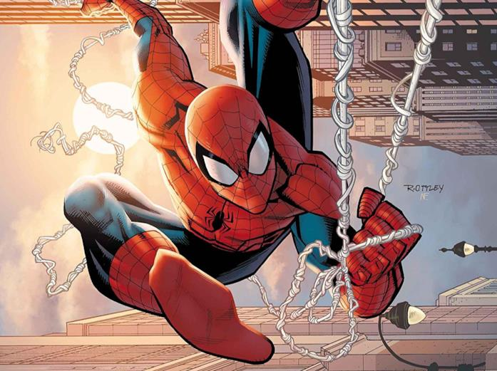 Cover di Amazing Spider-Man #29
