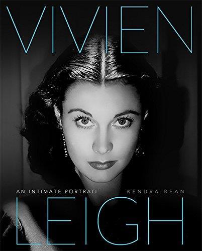 La copertina del libro biografico scritto da Kendra Bean su Vivien Leigh