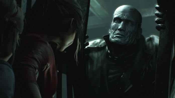 Mr. X nel remake di Resident Evil 2