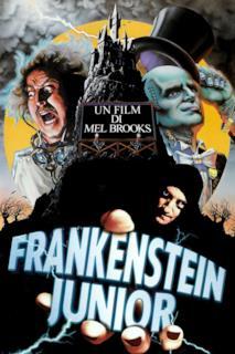 Poster Frankenstein Junior