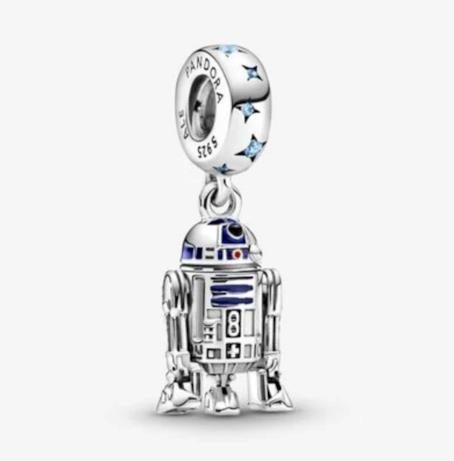 R2D2 della collezione Star Wars x Pandora