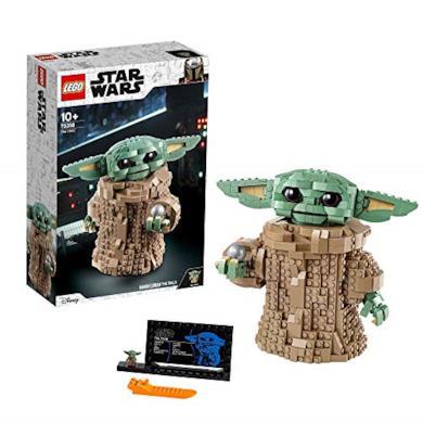 LEGO Star Wars The Mandalorian Il Bambino Baby Yoda, Idea Regalo, 75318