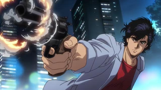Ryo Saeba, protagonista di City Hunter