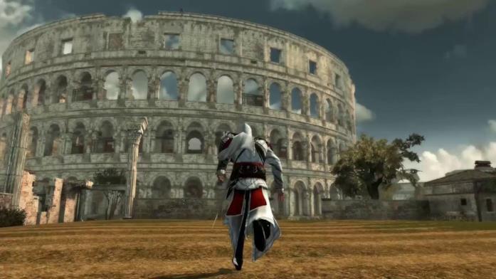 Ezio Auditore a Roma in Assassin's Creed Brotherhood