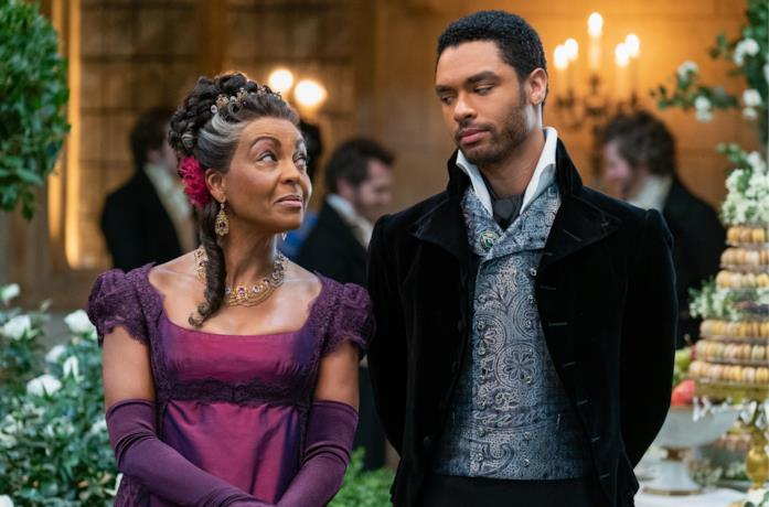 Il duca di Bridgerton e la sua madrina