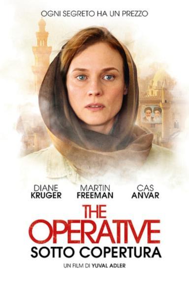 Poster The Operative - Sotto copertura