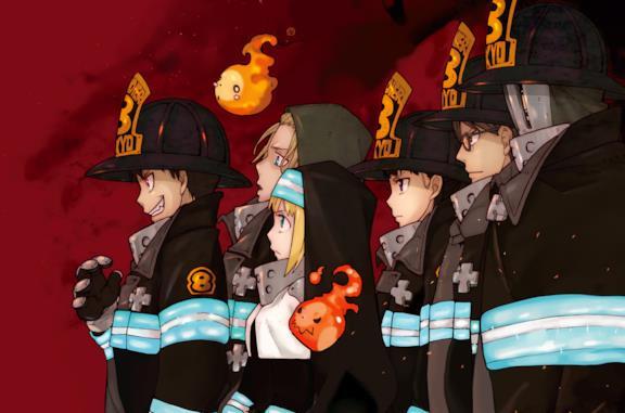 Fire Force: in arrivo a luglio la seconda stagione per l'anime