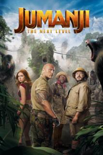 Poster Jumanji - The Next Level