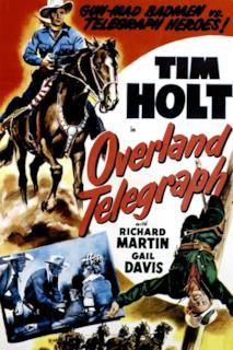 Poster Avamposto telegrafico