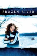 Poster Frozen river - Fiume di ghiaccio