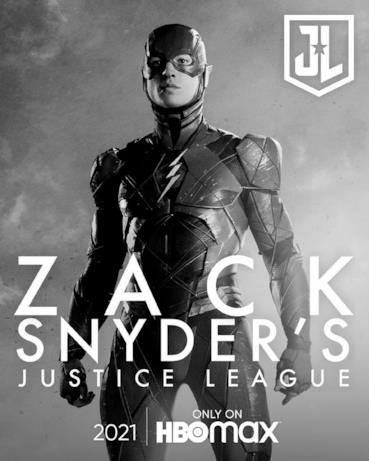 Justice League: The Snyder Cut - Flash