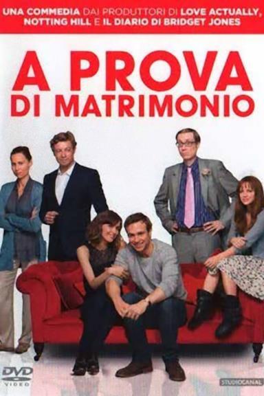 Poster A Prova Di Matrimonio