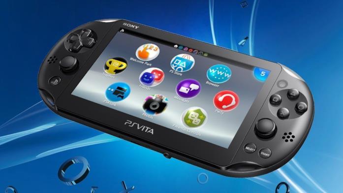 PlayStation Vita, la più recente portatile di Sony