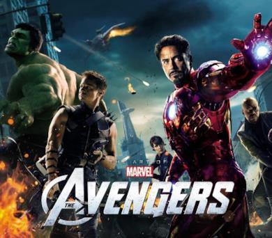 The Avengers: The Art of Marvel